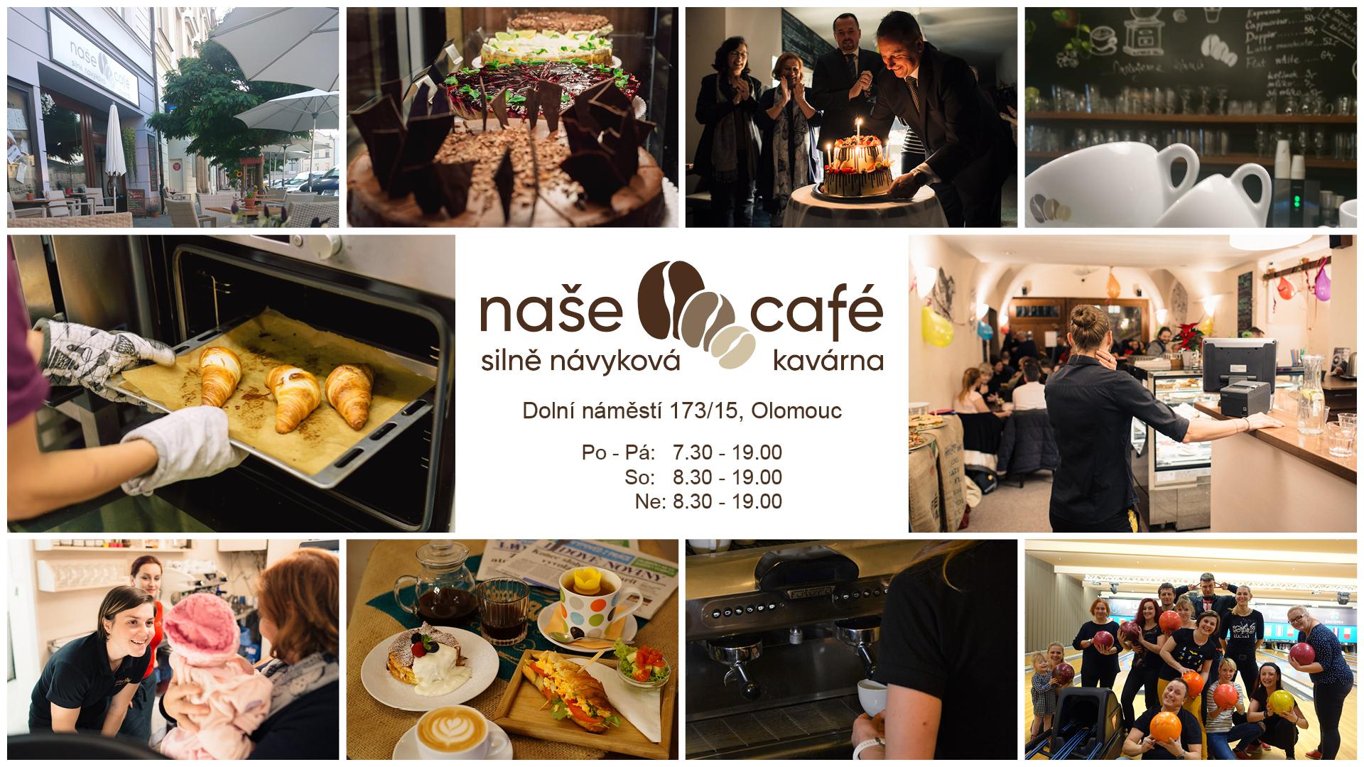 Kavárna Naše Café